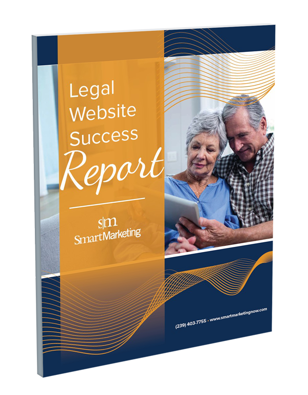 Website report cover