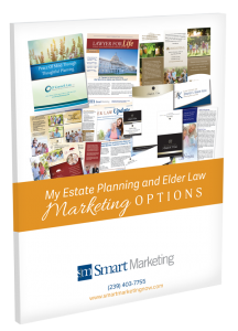 Marketing Options Booklet cover